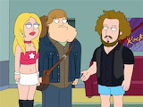 Francine Gets Stan To Meet My Morning Jacket's Jim James