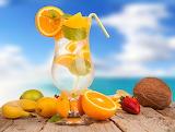 ☺ Summer cocktail...