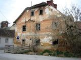 Karlovac abandoned buildings