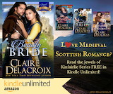The Jewels of Kinfairlie by Claire Delacroix