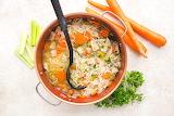 150 Sopa Vegana - Vegan Soup