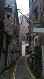 An Old Street, The Barbican, Plymouth