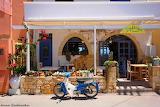 Crete, Kolymbari, taverna