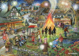 Bonfire Night - Ray Cresswell