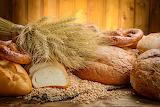 El trigo y pan
