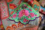 Hmong textile market