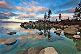 Lake Tahoe Winter Sunrise