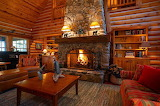 Minnesota cabin 512 great room