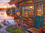 Summertime By Darrell Bush