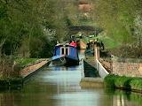 Edstone Aqueduct Stratford Canal, Warwickshire