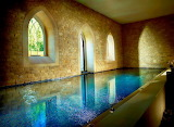 Relaxation Bathhouse and Spa Pool Royal Crescent Hotel Bath Engl