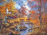 Bayou Heaven by Abraham Hunter