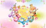 #Disney Happy Easter Greetings