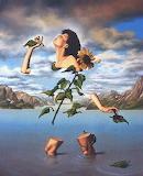by Salvador Dalí
