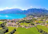 Mondsee Lake, Austria
