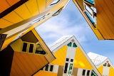 cube house, Rotterdam, Holland
