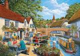 Waterside Tavern by Stephen Cummins...
