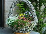 basket stone