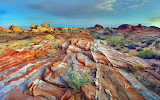 Rainbow Vista. Valley of Fire State Park. Nevada