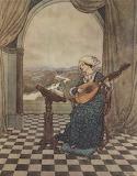 Contes d'Andersen par Edmond Dulac