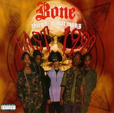 Bone Thugs-N-Harmony East 1999 Single Front Cover