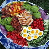 ^ Salad for a crowd