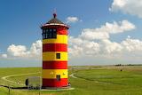 Pilsum Lighthouse Germany