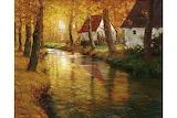 The-River-Elaune-Bellengreville-1908-shows-Aldrichs-skill-at-pai