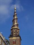 Copenhague église Notre Sauveur