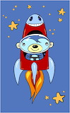 Monkey-rocket-Karen Windness