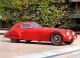 1938 Alfa Romeo Speciale LeMans