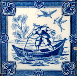Ceramic Tile by Minton & Hollins Co Ltd (est. 1868)