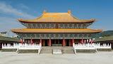 Taiwan,Kaohsiung,Le temple de Confucius