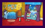 Susan Mitchell warm room snowy night bg