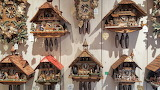 What time is it? Cuckoo Clocks in Black Forrest Germany