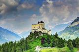 Tarasp Castle, Graubünden