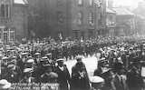 Barnsley in 1919: Return of The Barnsley Battalions