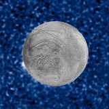 Plume Erupting From Europa – March 17, 2014