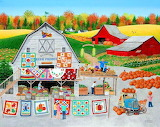 Farm-products-quilts-autumn-painting-by-wilfrido-limvalencia