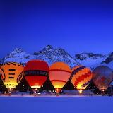 ☺♥ Hot air balloons...