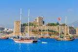 Castle-bodrum-Bodrum-the most beautiful Aegean resort Turkey