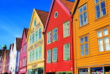 Colored-houses-Norway