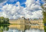 Chateau de Fountainebleau - France