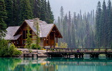 Canada Parks Lake Houses