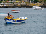 Chausey, fishing boat