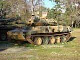 M551 Sheridan with MERDC camo