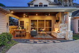 Outdoor Living & Dining Room