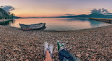 Ohrid Lake by Yana Stancheva