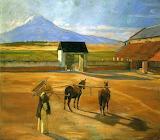 Diego Rivera, L'Ere, 1904