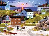 Whalers Bay - Charles Wysocki